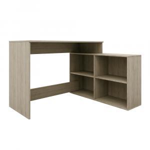 Univerzálny PC stolík, dub sonoma, KORNER NEW