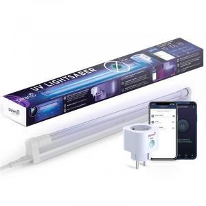 UV lampa Perenio Lightsaber kit, UV lampa + Power Link chytrá WiFi zásuvka (PEKUV01)