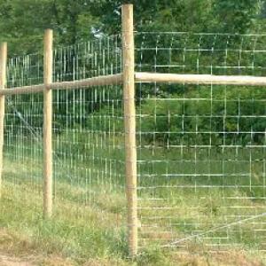 Uzlové farmárske  pletivo 1,6/2,2mm Výška pletiva: 200cm, Počet drôtov: 16