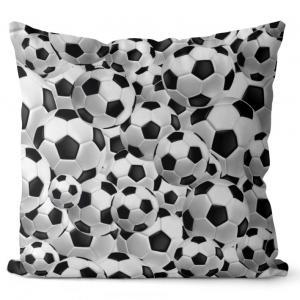 Vankúš Futbalové lopty (Veľkosť: 55 x 55 cm)