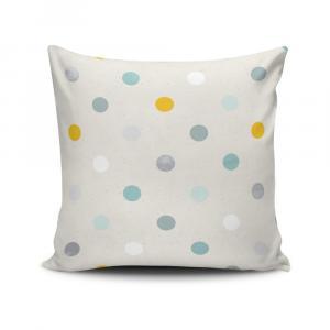 Vankúš s prímesou bavlny Cushion Love Puro Leio, 43 × 43 cm