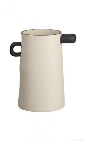 Váza 21,5  cm RAYU ASA Selection - béžová