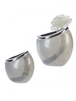 Váza hliníková Vanity, 24 cm
