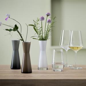 Váza Leonardo Puccini 18 cm šedá