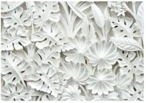 Veľkoformátová tapeta Artgeist Alabaster Garden, 400×280cm