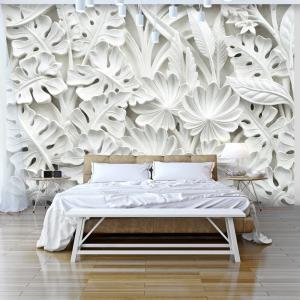 Veľkoformátová tapeta Bimago Alabaster Garden, 400×280cm