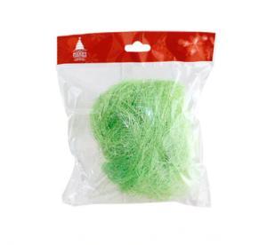 Veľkonočná dekorácia - Hniezdo Farba: zelená