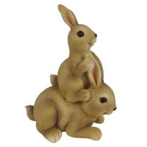 Veľkonočné dekorácie králičkov - 10 * 6 * 12 cm