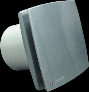 Vents ventilátor 100 LDA chrómový