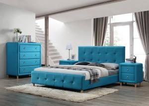 VerDesign, ATLANTIK 180, VER-0230, 180x200cm, tiffany blue