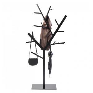 Vešiak na oblečenie Technical Tree – čierna