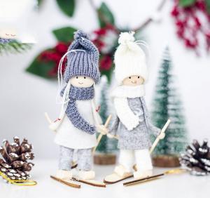 Vianočná dekorácie do bytu - 6 variantov Varianta: 3