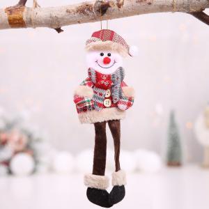 Vianočná závesná dekorácia Varianta: 2