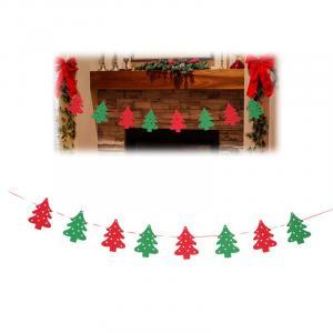 Vianočná závesná girlanda Varianta: 2