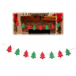 Vianočná závesná girlanda Varianta: 3