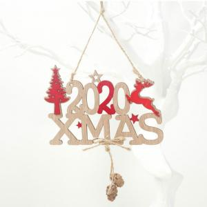 Vianočné dekorácie závesná Varianta: 1