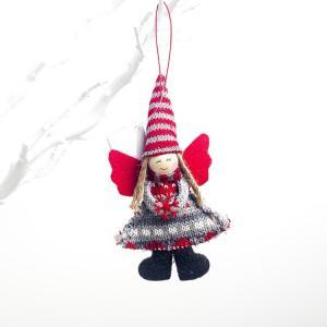 Vianočné dekoračné anjel Varianta: 4