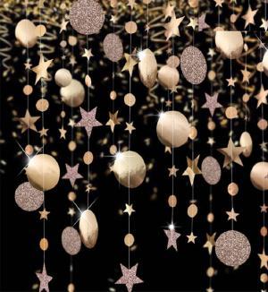 Vianočné dekoračné girlanda Varianta: 6