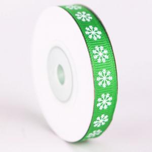 Vianočné dekoratívne stuha Farba: zelená