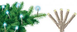 Vianočné osvetlenie LED svietiaci reťazec KIL 100T
