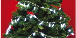 Vianočné osvetlenie LED svietiaci reťazec KIL 108