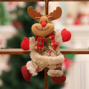 Vianočné ozdoby na stromček - 4 varianty Varianta: 4