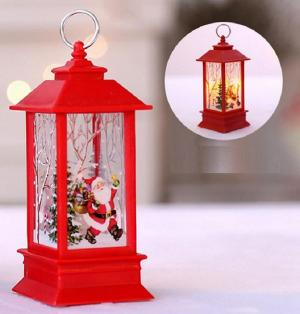 Vianočný lampáš Varianta: 2