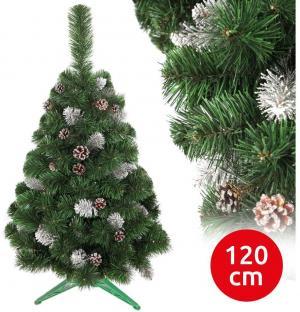 Vianočný stromček SNOW 120 cm borovica