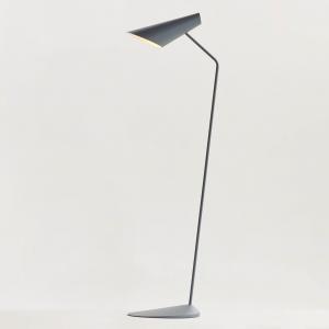 Vibia Vibia I.Cono 0712 dizajnérska stojaca lampa, modrá