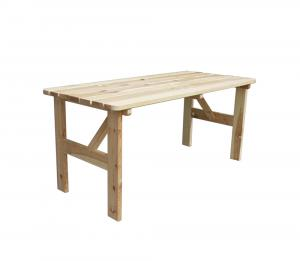 VIKING stôl - 200 cm borovica