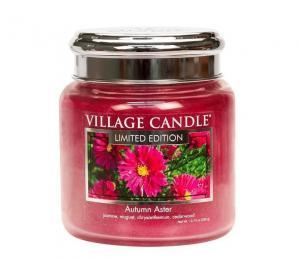 VILLAGE CANDLE Sviečka Village Candle - Autumn Aster 389g