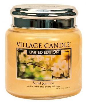 VILLAGE CANDLE Sviečka Village Candle - Sunlit Jasmine 389g
