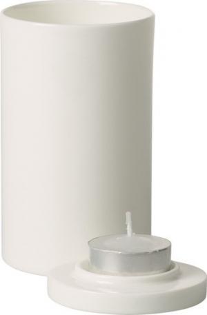 Villeroy & Boch MetroChic blanc Gifts svietnik na čajovú sviečku
