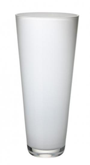 Villeroy & Boch Verso sklenená váza arctic breeze, 38 cm