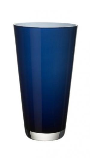 Villeroy & Boch Verso sklenená váza midnight sky, 25 cm