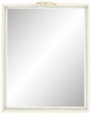 Vintage šedé zrkadlo- 22*2*28 cm