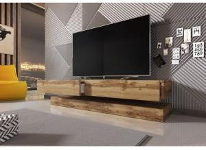 VIVALDI TV stolík FLY dub wotan