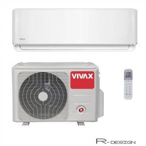 VIVAX R DESIGN WHITE ACP24CH70AERI