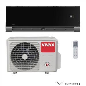 VIVAX V Design ACP12CH35AEVI BLACK/GOLD