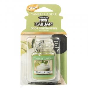 Vôňa do auta Yankee Candle - Vanilla lime