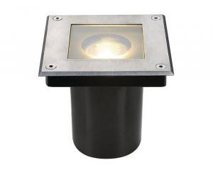 Vonkajšie pochôdzne svietidlo SLV DASAR štvorcová IP67 229374