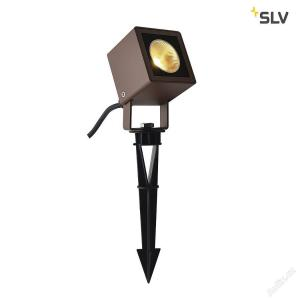 Vonkajšie svietidlo s bodcom do zeme SLV NAUTILUS 10 Spike, LED  1001937