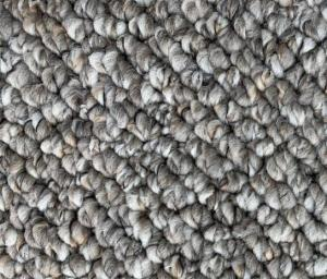 Vopi koberce Kusový čtvercový koberec Wellington šedý - 60x60 cm