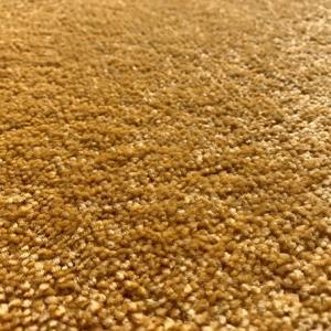 Vopi koberce Kusový koberec Eton Exklusive žlutý čtverec - 100x100 cm