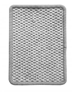 Vopi koberce Kusový koberec Nature platina - 57x120 cm