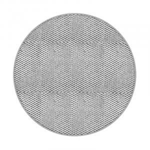 Vopi koberce Kusový koberec Nature platina kulatý - 200x200 (průměr) kruh cm