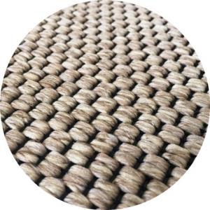 Vopi koberce Kusový koberec Nature světle béžový kulatý - 100x100 (průměr) kruh cm