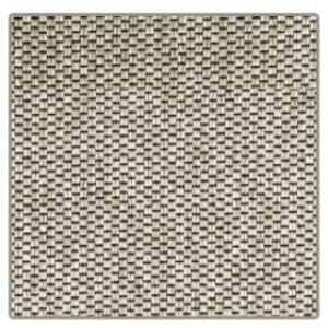 Vopi koberce Kusový koberec Nature tmavě béžový čtverec - 300x300 cm