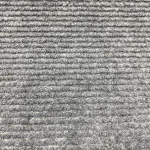 Vopi koberce Kusový koberec Quick step šedý čtverec - 60x60 cm