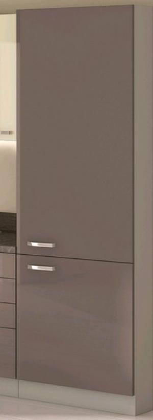 Vysoká kuchynská skriňa Grey 40DK, 40 cm